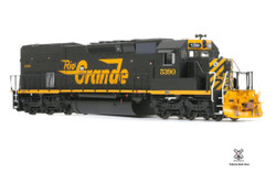 ScaleTrains Rivet Counter HO SXT31078 ESU LokSound DCC & Sound EMD SD40T-2 Rio Grande DRGW #5394