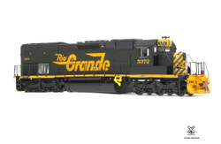 ScaleTrains Rivet Counter HO SXT31073 DCC & Sound Ready EMD SD40T-2 Rio Grande DRGW #5372