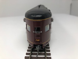 MTH HO 8060013 - 5 car Passenger Set Smooth Side Norfolk & Western