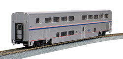Kato HO 35-6251 Amtrak Superliner II Transition Sleeper Phase IVb #39027
