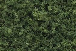 "Woodland Scenics TR1111 Realistic Tree Kit - Medium Green - Deciduous 21/pkg - 3/4"" - 3"""