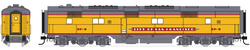 Broadway Limited Imports N 3593 EMD E6 B unit UP/CNW SF-6 City of San Francisco Scheme equipped with Paragon3 Sound/DC/DCC