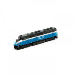 Athearn N ATH15180 F45 with DCC & Tsunami 2 Sound Burlington Northern BN ex Great Northern GN #6606