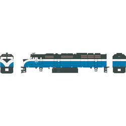 Athearn N ATH15181 F45 with DCC & Tsunami 2 Sound Burlington Northern BN ex Great Northern GN #6610