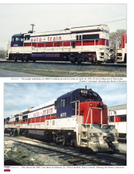 Morning Sun Books 1675 Auto-Train Color