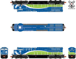 ScaleTrains Rivet Counter N SXT31016 ESU LokSound DCC & Sound GE Tier 4 GEVo ET44AC GE Demo/GECX #2015