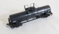 Tangent Scale Models HO 22063-02 General American 1952 Design 8,000 Gallon Welded Tank Car Vulcan Materials UCLX #28002
