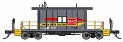 Bluford Shops HO 33130 Transfer Caboose Family Lines System SCL - L&N #58