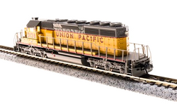Broadway Limited Imports N 3716 EMD SD40-2 Union Pacific UP #3236 Paragon3 Sound/DC/DCC