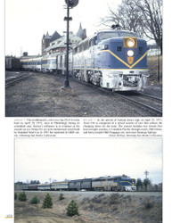 Morning Sun Books 1677 Delaware & Hudson Railway Through Passenger Service in Color