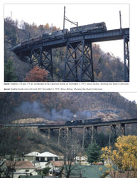 Morning Sun Books 1678 Norfolk & Western Railway in Color Volume 2 1955-82 1st Generation Road Switchers