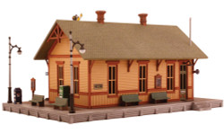 Woodland Scenics N PF5207 Woodland Station - Kit