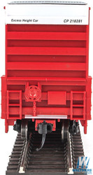 Walthers Mainline HO 910-2926 60' High Cube Plate F Box Car Canadian Pacific Railway - CP #218018