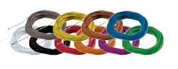ESU DCC 51949 Thin Wire Cable 0.5mm Diameter 10m Bundle AWG 36 Color - Blue