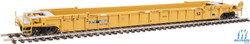 Walthers Mainline HO 910-55073 53' 3-Unit NSC Stand-Alone Well Car Set TTX - DTTX #620480