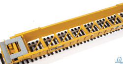 Walthers Mainline HO 910-5073 53' NSC Stand-Alone Well Car TTX - DTTX #655277