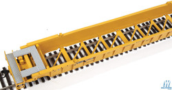 Walthers Mainline HO 910-5075 53' NSC Stand-Alone Well Car TTX - DTTX #657593