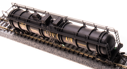 Broadway Limited Imports N 3723 Cryogenic Tank Car Canadian Liquid Air 2-pack