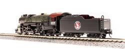 Broadway Limited Imports N 5707 USRA Heavy Mikado Great Northern GN #3206 equipped with Paragon3 Sound/DC/DCC
