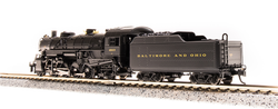 Broadway Limited Imports N 5721 USRA Light Mikado Baltimore & Ohio B&O #4505 equipped with Paragon3 Sound/DC/DCC