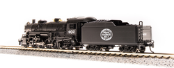 Broadway Limited Imports N 5724 USRA Light Mikado New York Central - Indiana Harbor Belt NYC/IHB #402 equipped with Paragon3 Sound/DC/DCC