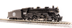Broadway Limited Imports N 5725 USRA Light Mikado New York Central - Indiana Harbor Belt NYC/IHB #404 equipped with Paragon3 Sound/DC/DCC