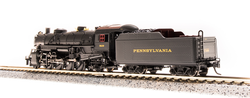Broadway Limited Imports N 5726 USRA Light Mikado Pennsylvania Railroad PRR #9629 equipped with Paragon3 Sound/DC/DCC