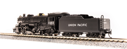 Broadway Limited Imports N 5730 USRA Light Mikado Union Pacific UP #2490 equipped with Paragon3 Sound/DC/DCC