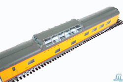 Walthers Proto HO 920-9546 85ft ACF Dome Diner Car Union Pacific City of Los Angeles UP #8002