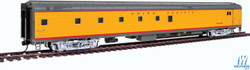 Walthers Proto Deluxe Edition #1 HO 920-9551 85ft ACF Baggage Dormitory Car Union Pacific City of Los Angeles UP #6006