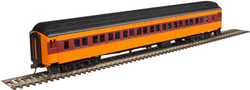 Atlas Master HO 20004960 Heavyweight Paired Window Coach Milwaukee Road MILW #3355