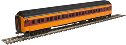 Atlas Master HO 20004961 Heavyweight Paired Window Coach Milwaukee Road MILW #3354