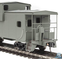 Walthers Mainline HO 910-201 Caboose Detail Kit