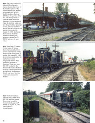 Morning Sun Books 1681 Erie Lackawanna in the Conrail Era V2: 1981-1990