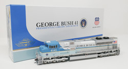 Athearn Genesis HO ATHG41410 DCC Ready SD70ACe George HW Bush Union Pacific UP #4141