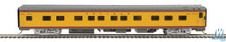 Walthers Proto Deluxe Edition HO 920-9569 85 ft Pullman Standard Ocean Mist 5-2-2 Sleeper Car Union Pacific City of Los Angeles UP