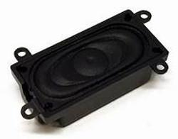 ESU DCC Speaker 50325 16mm x 35mm Square 8 ohm 1 watt with Sound Chamber