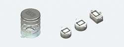 ESU DCC Speaker Set 50341 Single 11x15mm Modular Soundbox kit for 20mm, 23mm, 16x25mm
