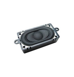 ESU DCC Speaker 50334 20mm x 40mm Square 4 ohm 1 watt with Sound Chamber