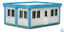 Walthers Cornerstone HO 933-4078 Modern Yard Office - Kit