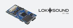 ESU DCC Decoder 58823 LokSound V5 Micro with single wires Blank Decoder