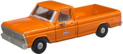 Atlas HO 30000119 1973 Ford F-100 Pickup Truck Milwaukee Road