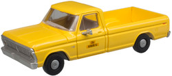 Atlas HO 30000122 1973 Ford F-100 Pickup Truck Central Railroad of New Jersey