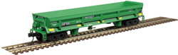 Atlas N 50004580 Difco Side Dump Car Norfolk & Western NW #514283