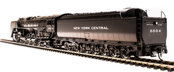 Broadway Limited Imports HO BLI 5830 New York Central NYC Niagara S1b 4-8-4 #6002 Paragon3 Sound DC/DCC and Smoke