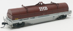 Atlas Master N 50000836 Golden Spike Club 42' Coil Steel Car Indiana Harbor Belt IHB #166649