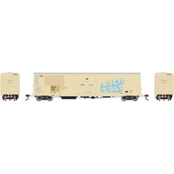 Athearn N ATH24893 57ft Mechanical Reefer with Sound Solid Cold TPIX #138