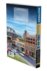 Walthers 2020 HO - N - Z Model Railroad Reference Book