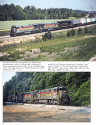 Morning Sun Books 1686 CSX Power In Color Volume 4: 6 Axle GE's & More