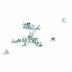 "Athearn HO ATH99002 Round Head Screws 2-56 x 1/4"" Pack of 24"